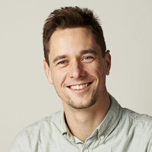 Tobias Todsen CV foto portræt